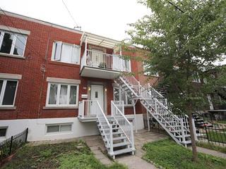 Duplex for sale in Montréal (Le Sud-Ouest), Montréal (Island), 1827 - 1829, Rue  Springland, 23550418 - Centris.ca