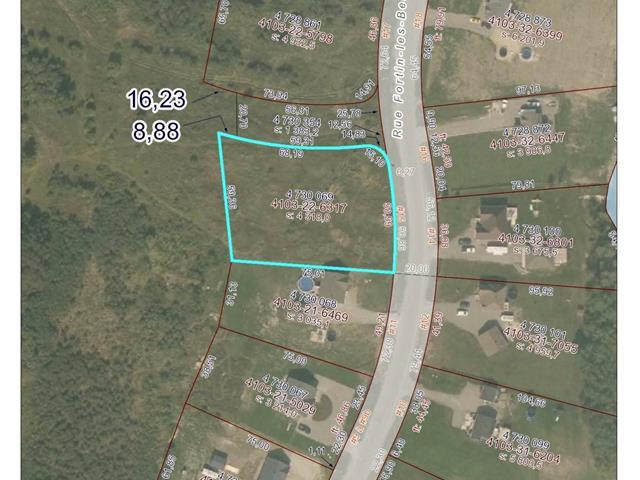 Terrain à vendre à Macamic, Abitibi-Témiscamingue, 15, Rue  Fortin-les-Berges, 17962984 - Centris.ca