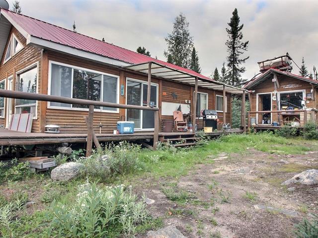 Cottage for sale in Saint-Honoré, Saguenay/Lac-Saint-Jean, 1, Lac Klemka, 23846056 - Centris.ca