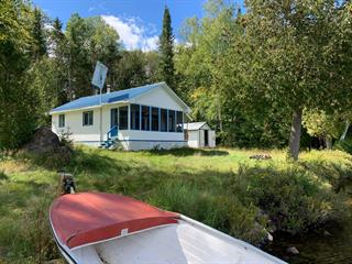 House for sale in Lac-Matawin, Lanaudière, 1, Lac  Bory, 10589286 - Centris.ca