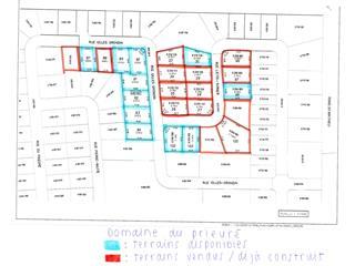 Lot for sale in Shawinigan, Mauricie, Rue  Liette-Turner, 21775399 - Centris.ca