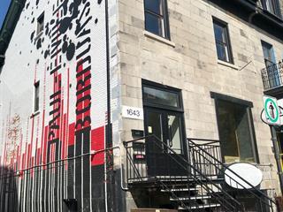 Commercial unit for rent in Montréal (Ville-Marie), Montréal (Island), 1641 - 1643, Rue  Saint-Denis, 9397850 - Centris.ca