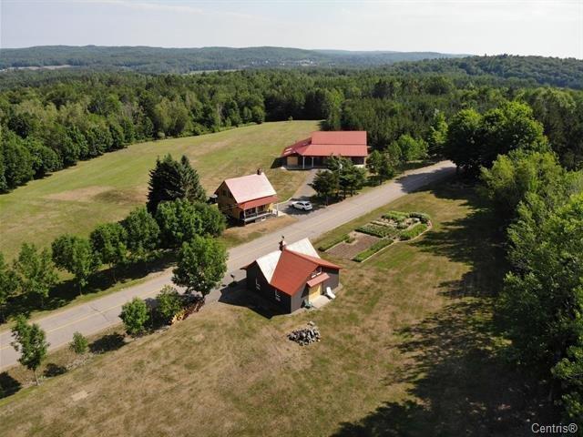 Maison à vendre à Saint-Édouard-de-Maskinongé, Mauricie, 3570Z, Chemin du Ruisseau-Plat, 28473633 - Centris.ca