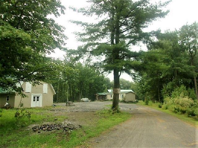 Hobby farm for sale in Sainte-Marie-Salomé, Lanaudière, 587, Chemin  Neuf, 28966240 - Centris.ca