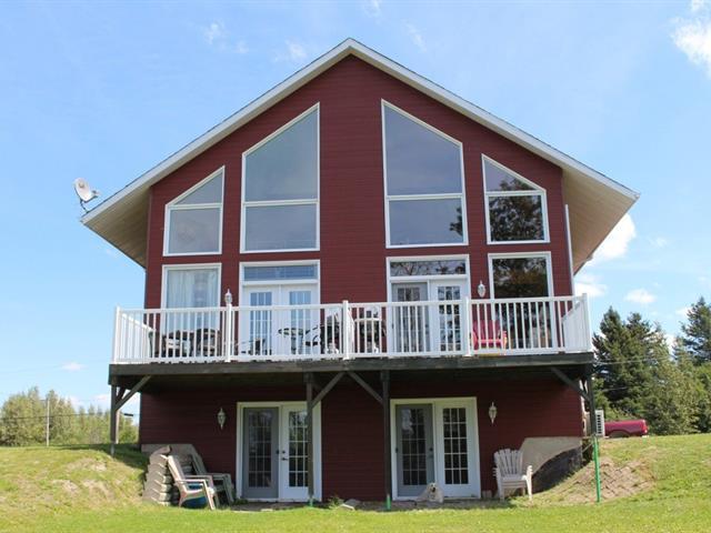 House for sale in Hébertville, Saguenay/Lac-Saint-Jean, 74, Rang du Lac-Vert, 16173101 - Centris.ca