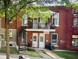 Quadruplex for sale in Montréal (Le Sud-Ouest), Montréal (Island), 6092 - 6098, Rue  D'Aragon, 12195304 - Centris.ca