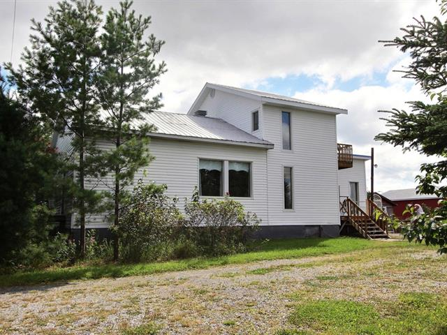 Maison à vendre à La Motte, Abitibi-Témiscamingue, 348, Chemin  Saint-Luc, 19524872 - Centris.ca