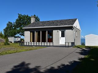 Cottage for sale in L'Islet, Chaudière-Appalaches, 399, Chemin des Pionniers Est, 18614095 - Centris.ca