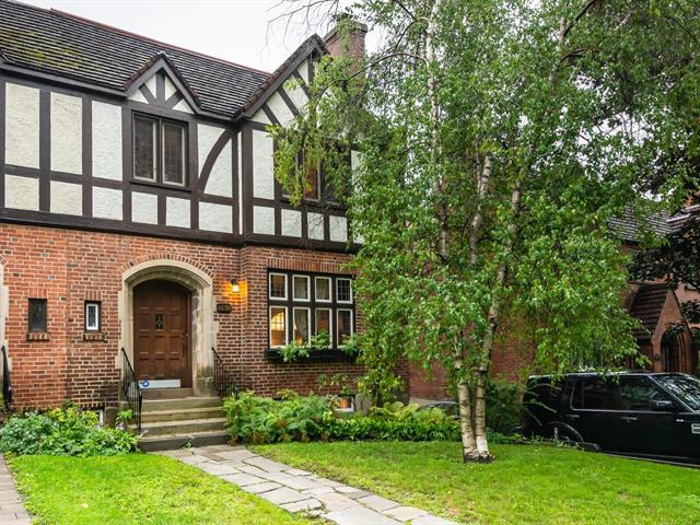 Maison à louer à Montréal (Côte-des-Neiges/Notre-Dame-de-Grâce), Montréal (Île), 4692, Avenue  Roslyn, 16061207 - Centris.ca