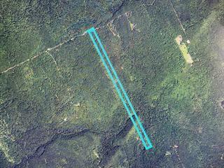 Terre à vendre à Shigawake, Gaspésie/Îles-de-la-Madeleine, 5e Rang, 10836536 - Centris.ca