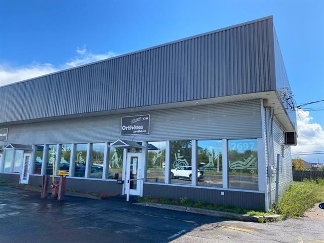 Local commercial à louer à Saguenay (Jonquière), Saguenay/Lac-Saint-Jean, 2697, boulevard du Royaume, 25445138 - Centris.ca