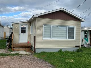 Maison mobile à vendre à Saguenay (La Baie), Saguenay/Lac-Saint-Jean, 2580, Rue  Bagot, app. 12, 21424754 - Centris.ca