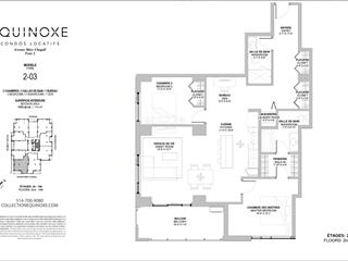 Condo / Apartment for rent in Côte-Saint-Luc, Montréal (Island), 5885, Avenue  Marc-Chagall, apt. 223, 26227723 - Centris.ca