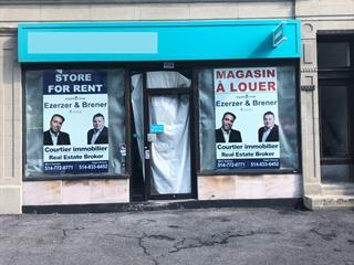 Commercial unit for rent in Montréal (Côte-des-Neiges/Notre-Dame-de-Grâce), Montréal (Island), 5518, Avenue de Monkland, 10305710 - Centris.ca