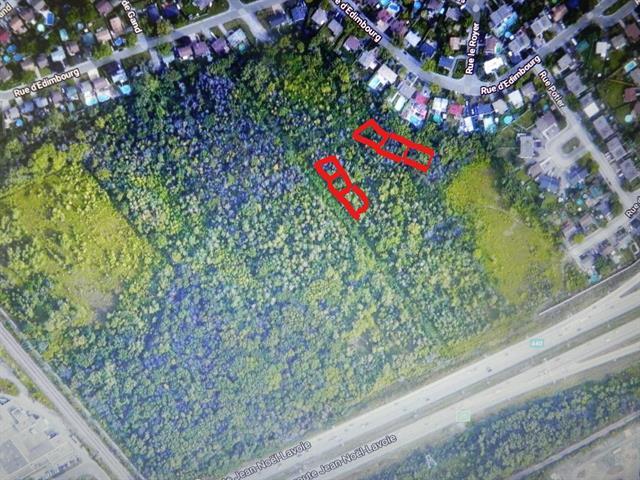 Terrain à vendre à Laval (Vimont), Laval, Rue  André, 25403818 - Centris.ca