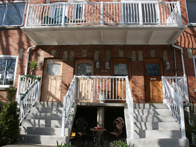 Condo / Apartment for rent in Montréal (Côte-des-Neiges/Notre-Dame-de-Grâce), Montréal (Island), 5599, Avenue  McLynn, 21114790 - Centris.ca
