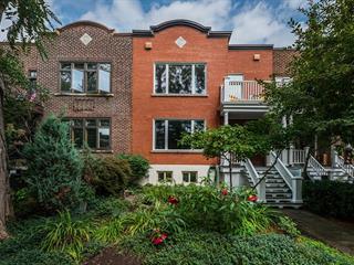 Condo à vendre à Montréal (Côte-des-Neiges/Notre-Dame-de-Grâce), Montréal (Île), 2307, Avenue  Beaconsfield, 19717387 - Centris.ca