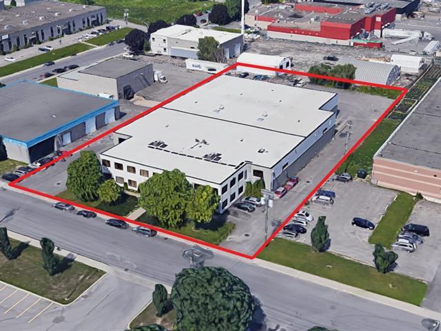 Industrial building for sale in Montréal (Anjou), Montréal (Island), 8075, Rue  Larrey, 23558106 - Centris.ca