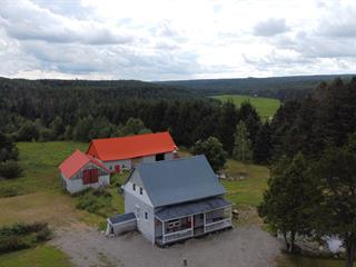 Hobby farm for sale in Saint-Damien-de-Buckland, Chaudière-Appalaches, 204Z, Chemin  Lamontagne, 16365370 - Centris.ca