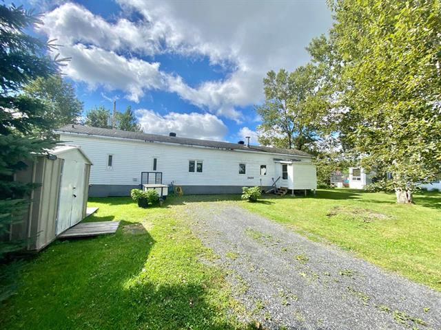 Maison mobile à vendre à Sherbrooke (Brompton/Rock Forest/Saint-Élie/Deauville), Estrie, 2625, Rue des Marronniers, 19685161 - Centris.ca