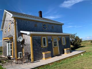 Maison à vendre à Les Îles-de-la-Madeleine, Gaspésie/Îles-de-la-Madeleine, 150, Chemin  John-Aucoin, 20524388 - Centris.ca