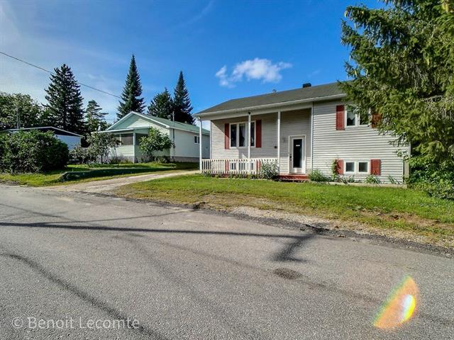 Maison à vendre à Gracefield, Outaouais, 7, Rue  Perras-Morin, 19782072 - Centris.ca