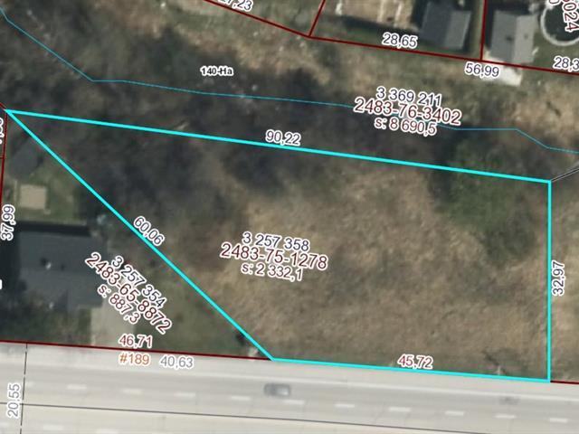 Terrain à vendre à Clermont (Capitale-Nationale), Capitale-Nationale, boulevard  Notre-Dame, 16677552 - Centris.ca