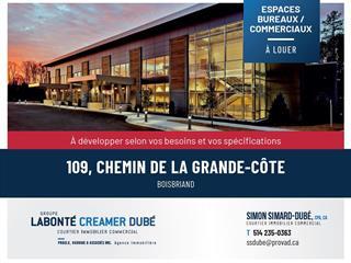 Local commercial à louer à Boisbriand, Laurentides, 109, Chemin de la Grande-Côte, 12545993 - Centris.ca