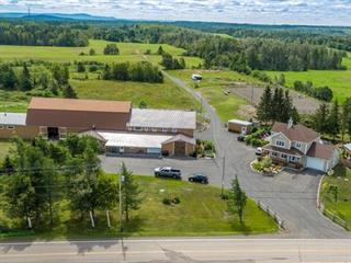 Fermette à vendre à Saint-Valérien, Bas-Saint-Laurent, 143Z, 4e Rang Est, 12499628 - Centris.ca
