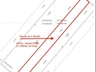 Terrain à vendre à Saint-Cyrille-de-Wendover, Centre-du-Québec, 3e rg de Simpson, 18933395 - Centris.ca