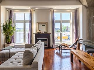 Condo / Apartment for rent in Montréal (Ville-Marie), Montréal (Island), 1000, Rue de la Commune Est, apt. 527, 19506569 - Centris.ca