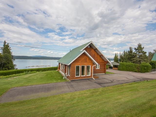 Chalet à vendre à Saguenay (Chicoutimi), Saguenay/Lac-Saint-Jean, 4205, Rang  Saint-Martin, 26369481 - Centris.ca