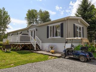 Mobile home for sale in Rawdon, Lanaudière, 2021, Rue des Caravaniers, 14674240 - Centris.ca