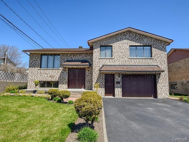 House for rent in Laval (Vimont), Laval, 1635, Rue  Louis-Durocher, 27466145 - Centris.ca