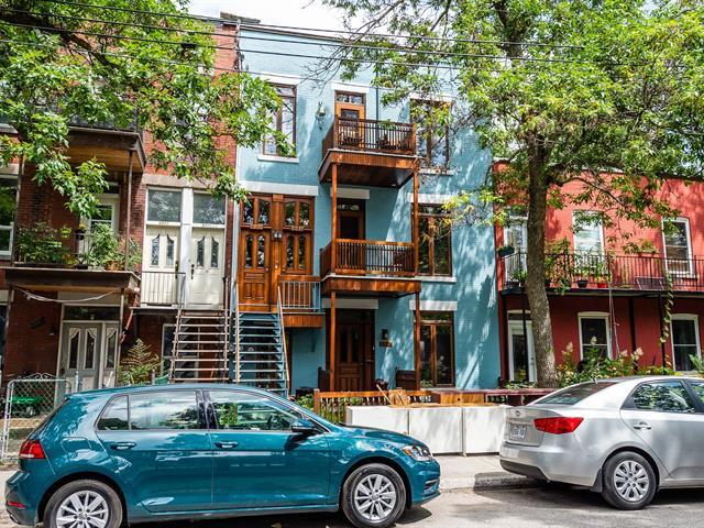 Condo à vendre à Montréal (Le Plateau-Mont-Royal), Montréal (Île), 6037, Avenue de l'Esplanade, 19585832 - Centris.ca