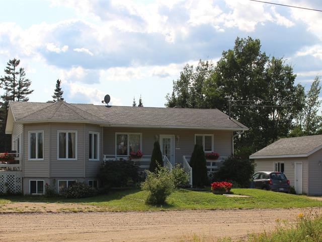 Chalet à vendre à Colombier, Côte-Nord, 400, Chemin de la Rivière-Bersimis, 16365873 - Centris.ca