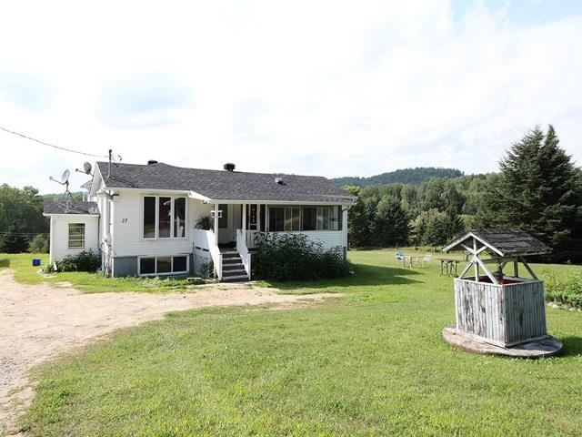 Duplex à vendre à Gracefield, Outaouais, 27, Chemin  Henri, 10140154 - Centris.ca