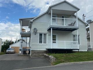 Duplex à vendre à Asbestos, Estrie, 245 - 247, Rue  Saint-Joseph, 24741679 - Centris.ca