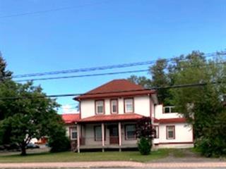 Commercial building for sale in Amqui, Bas-Saint-Laurent, 256, boulevard  Saint-Benoit Ouest, 27178053 - Centris.ca
