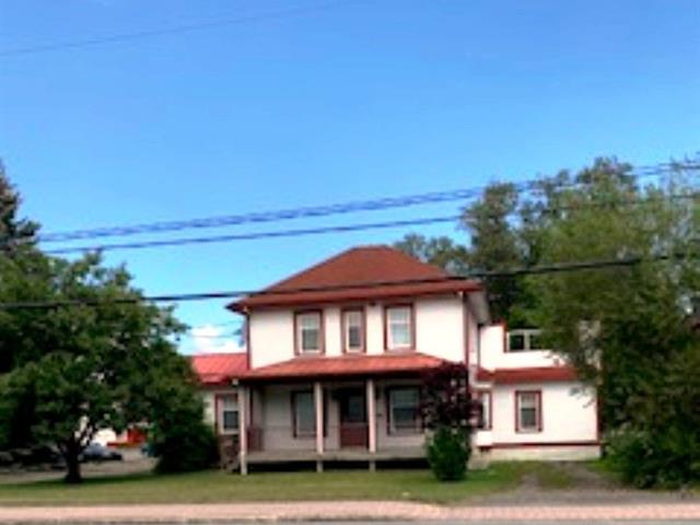 Bâtisse commerciale à vendre à Amqui, Bas-Saint-Laurent, 256, boulevard  Saint-Benoit Ouest, 27178053 - Centris.ca
