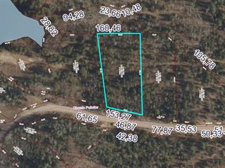 Lot for sale in Otter Lake, Outaouais, Chemin  Pelletier, 24809661 - Centris.ca