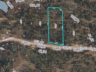 Lot for sale in Otter Lake, Outaouais, Chemin  Pelletier, 15461762 - Centris.ca