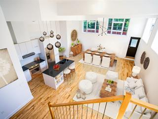 Loft / Studio for sale in Montréal (Mercier/Hochelaga-Maisonneuve), Montréal (Island), 2055, Avenue  Desjardins, apt. 103, 23708333 - Centris.ca
