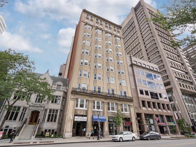 Condo à vendre à Montréal (Ville-Marie), Montréal (Île), 900, Rue  Sherbrooke Ouest, app. 63, 11123229 - Centris.ca