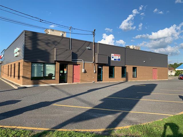 Local commercial à louer à Warwick, Centre-du-Québec, 75 - 77, Rue de l'Hôtel-de-Ville, 21919840 - Centris.ca
