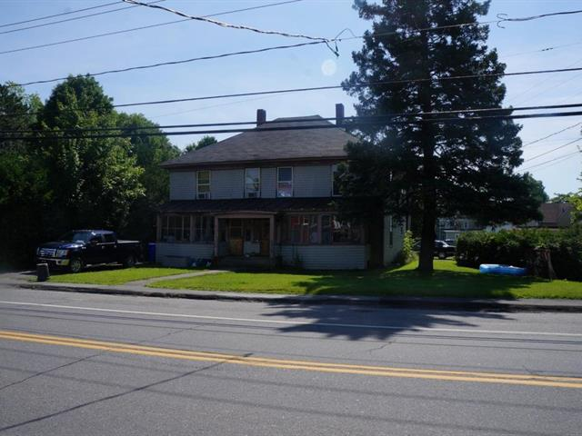 Duplex for sale in Stanstead - Ville, Estrie, 572 - 574, Rue  Dufferin, 22348921 - Centris.ca