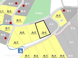 Lot for sale in Messines, Outaouais, 4A, Rue des Rêves, 16073984 - Centris.ca
