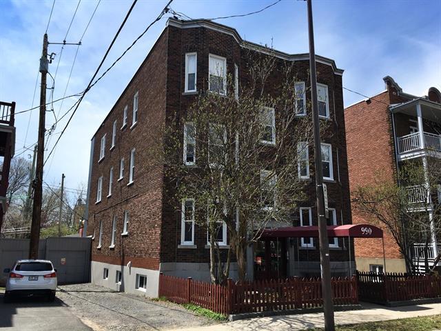 Condo / Apartment for rent in Québec (La Cité-Limoilou), Capitale-Nationale, 990, Avenue  Murray, apt. 4, 28861743 - Centris.ca