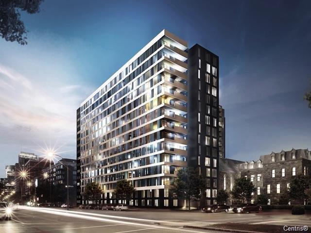 Condo / Apartment for rent in Montréal (Ville-Marie), Montréal (Island), 1800, boulevard  René-Lévesque Ouest, apt. 1707, 13263168 - Centris.ca
