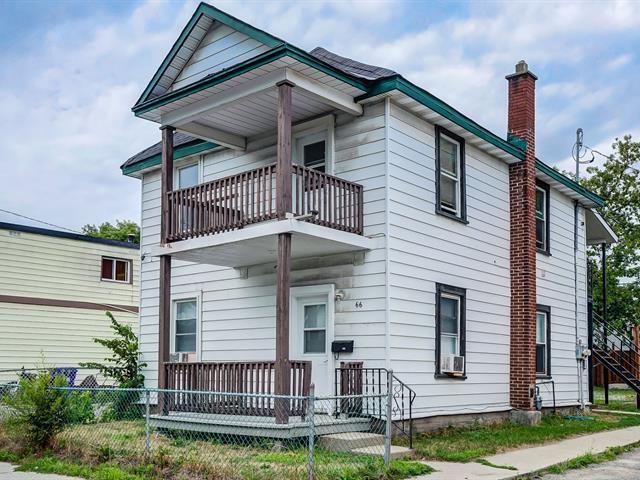 Duplex à vendre à Gatineau (Hull), Outaouais, 66, Rue  Dumas, 13702921 - Centris.ca